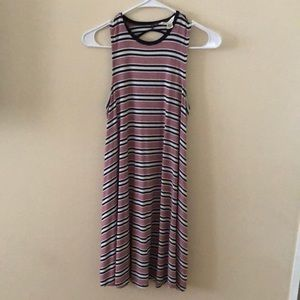 Beautiful striped, casual and comfortable dress